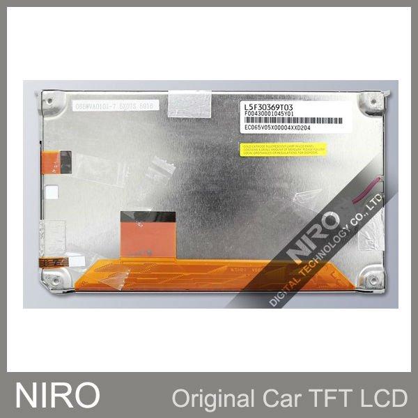 Niro DHL/EMS A+ автомобильный TFT ЖК-мониторы от L5F30369T03 и сенсорный экран