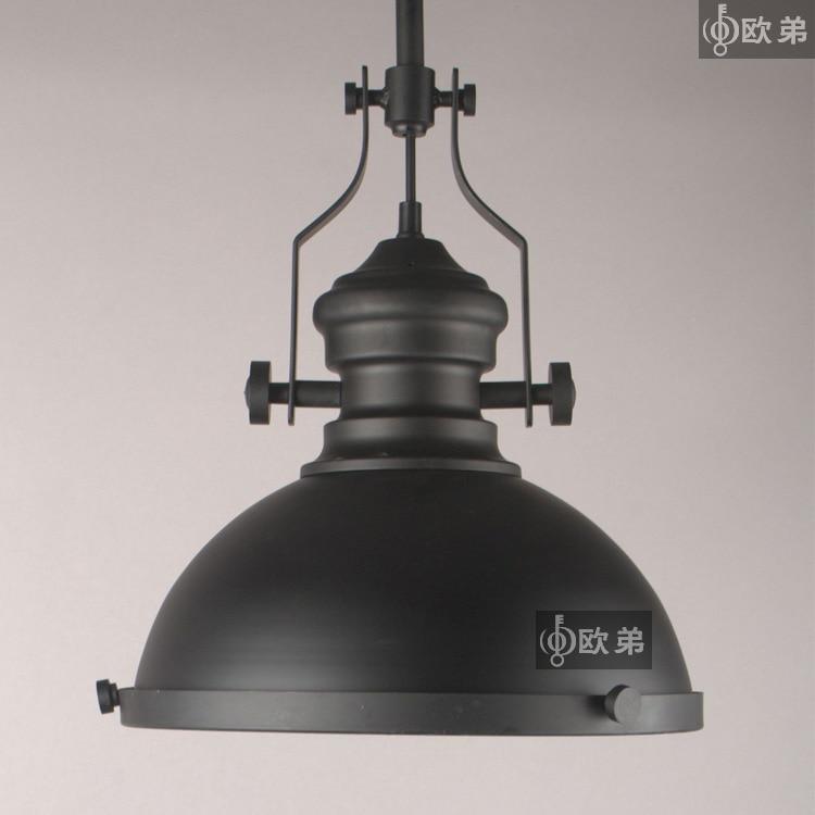 Loft Rh Industrial Warehouse Pendant Lights American: Vintage Industrial Rh Loft American Restaurant Lustre