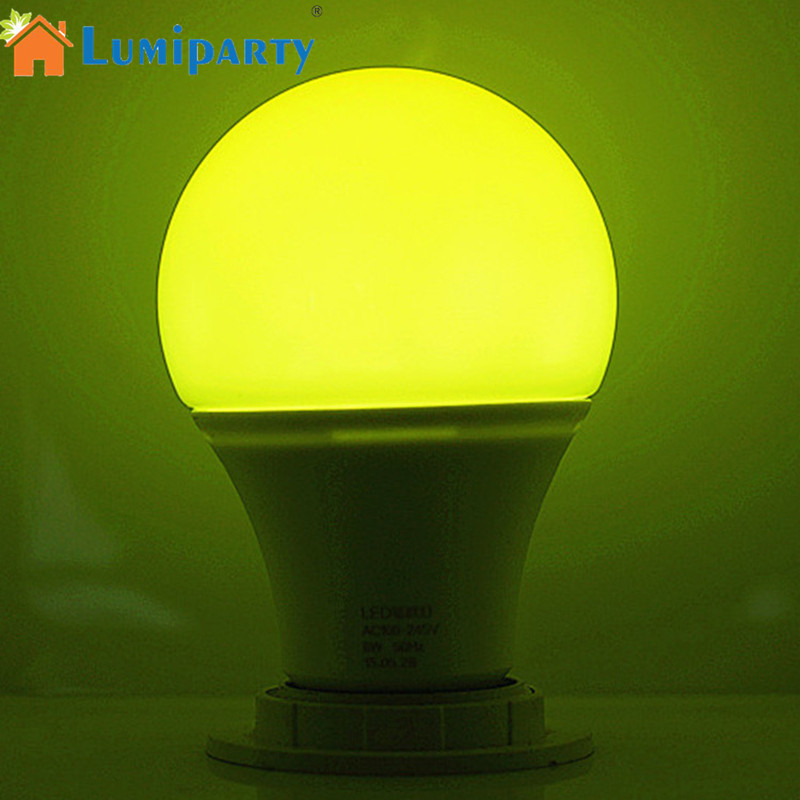 LumiParty E27 LED Lamp Eco-friendly Nonradiative Mosquito Light Bulb Repellent Lamp Energy Saving Illuminating Light brightinwd led e27 energy saving rechargeable intelligent light bulb lamp emergency lights