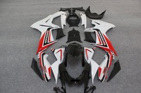 Впрыска зализа ABS GSXR750 2011 обтекатели gsxr 600 2013 2011 2014 K11 белый, черный и розовый цвета Обтекатели GSX R750 11 12