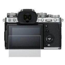 Szkło hartowane pokrywa dla fujifilm X-T3 XT3 aparat cyfrowy wyświetlacz LCD ochronne na ekran folia ochronna ochrona
