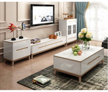 minimalist designer wooden panel TV Stand modern Living Room coffee table tv led monitor stand mueble tv cabinet mesa tv table mueble computer painel para madeira soporte de pie european wodden living room furniture meuble monitor stand table tv cabinet