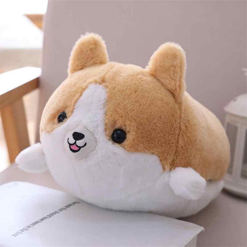 Новинка 35/50 года корги собака плюшевые игрушки Шиба ину мягкие животных мультфильм подушки детские дома деко