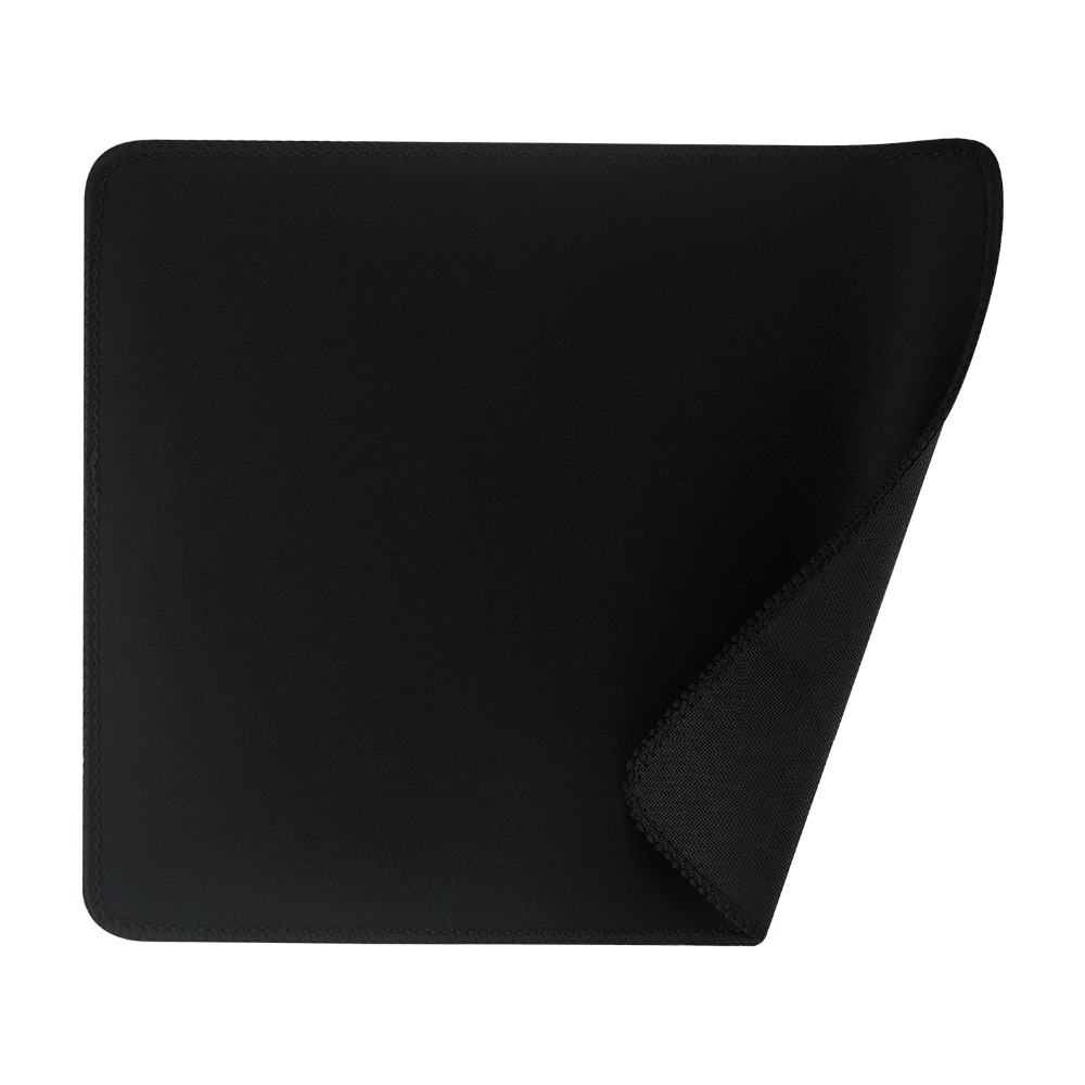 Drop-shipping-24-20cm-Universal-Black-Slim-Square-Gaming-Mouse-Pad-Mat-Mouse-Pad-Muismat-For (2)