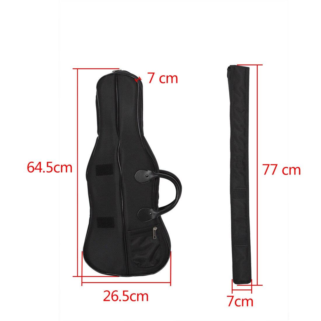 Custodia Protezione Di Impermeabile irin Accessorio Scatola 4 4 Morbida Mano Immagazzinaggio Sacchetto Hch Violino Oxford Uw6qfUX