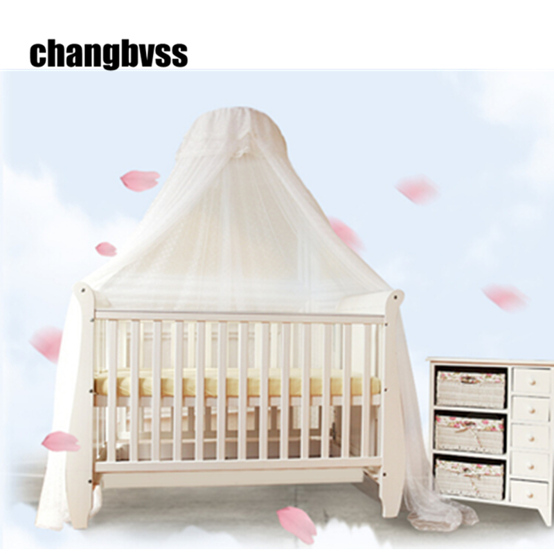 Folding Baby Bed Canopy Mosquito Net Free Shipping,Bright Color Portable Baby Mosquito Polyester Mesh Tent,Infant Beds Net Tent mosquito nets curtain for bedding set princess bed canopy bed netting tent