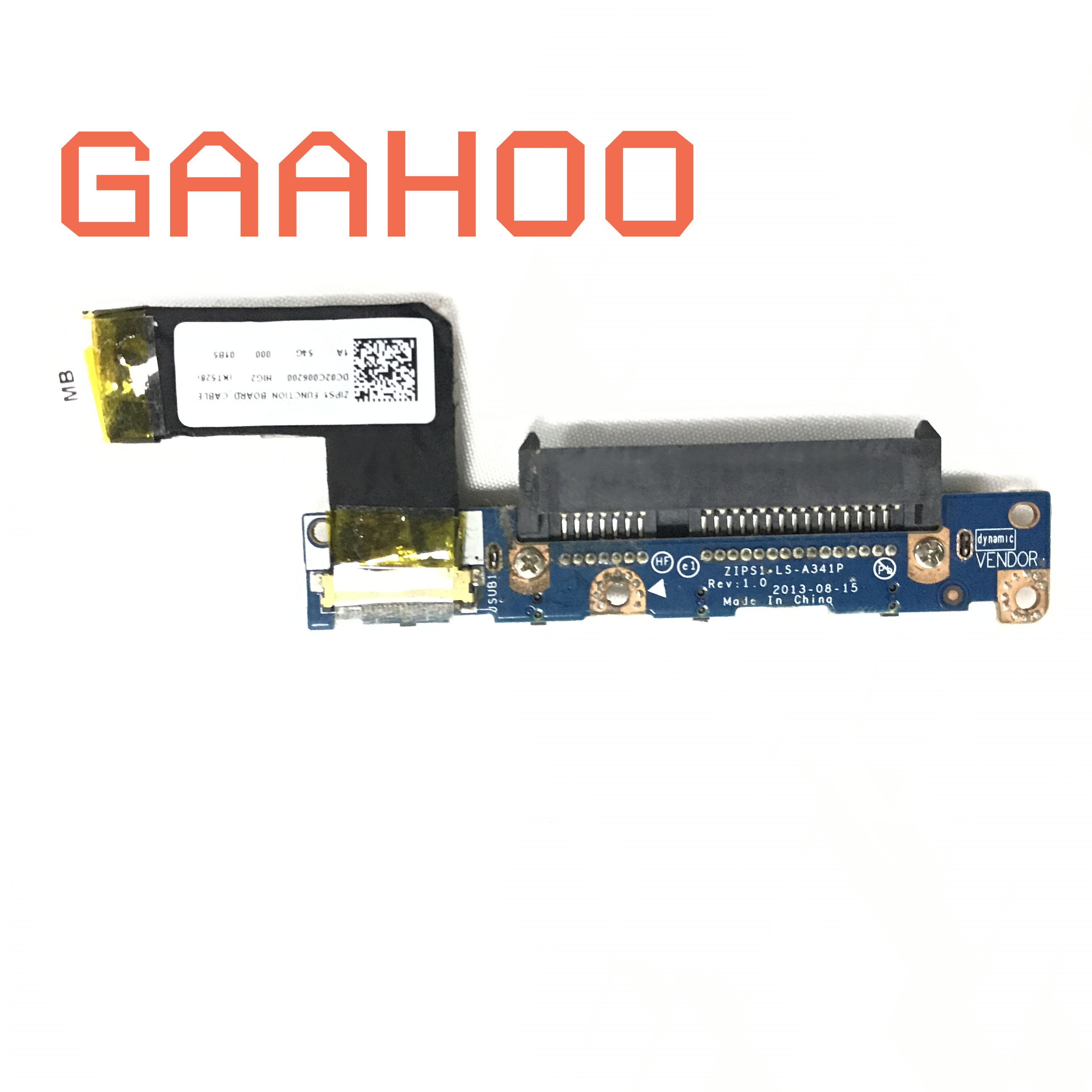 HDD Cable Connector for Lenovo Thinkpad S1 Yoga 12 Compatible 04X6463 04X6441 SSD Hard Drive Cable