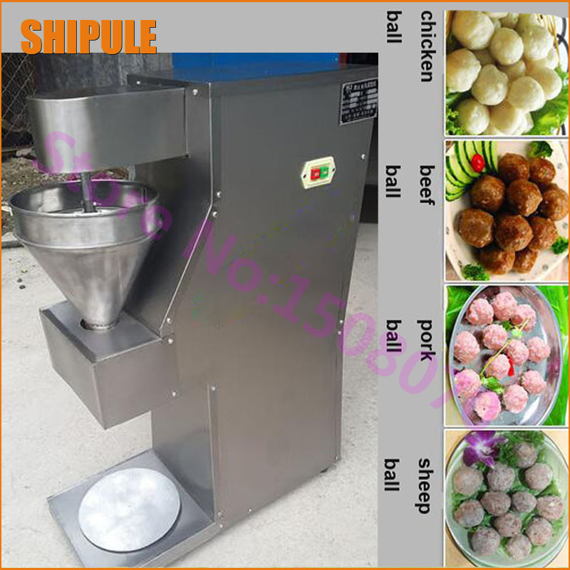 SHIPULE distributor opportunities 2018 new technology stainless steel commercial meatball making machine for sale