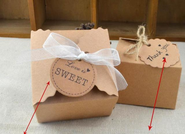 Brown kraft paper box party gift wedding favors candy handmade soap brown kraft paper box party gift wedding favors candy handmade soap jewelry packing boxes blank tag solutioingenieria Image collections