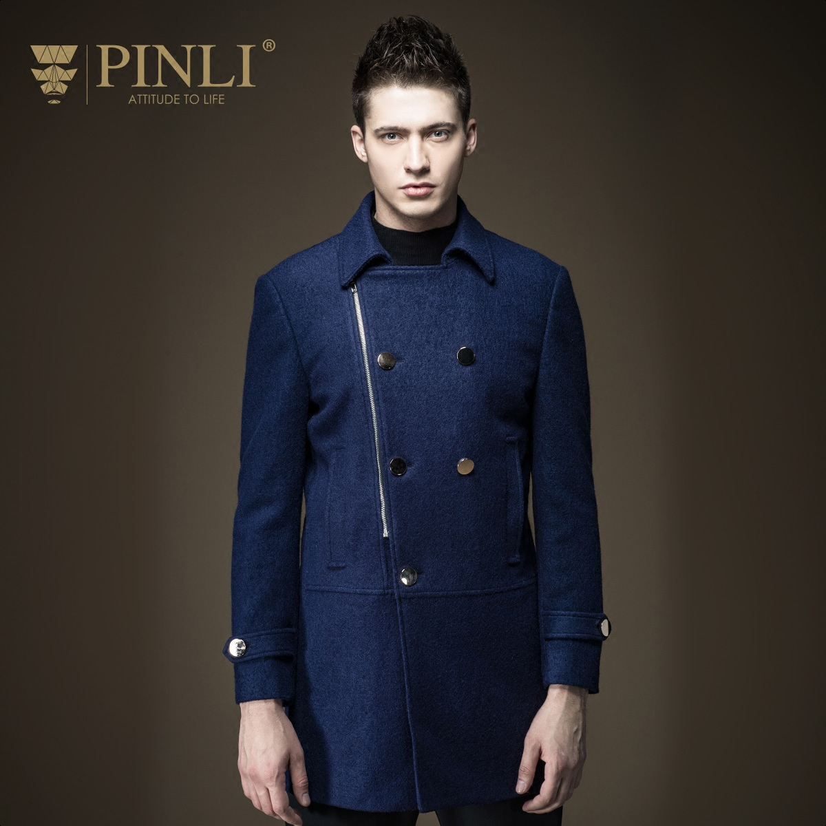 100% Wool Coats for Men Promotion-Shop for Promotional 100% Wool