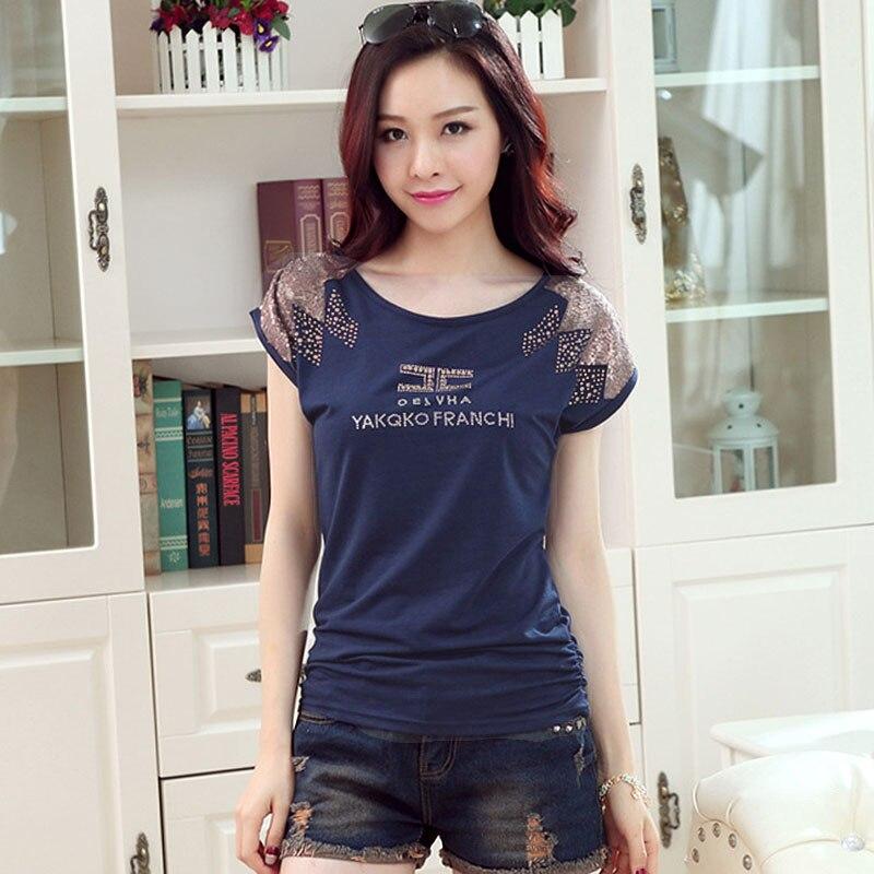 BOBOKATEER tee shirt femme πούλιες πουκάμισο - Γυναικείος ρουχισμός - Φωτογραφία 3