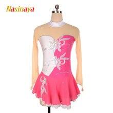 Nasinaya платье для фигурного катания на коньках индивидуальное