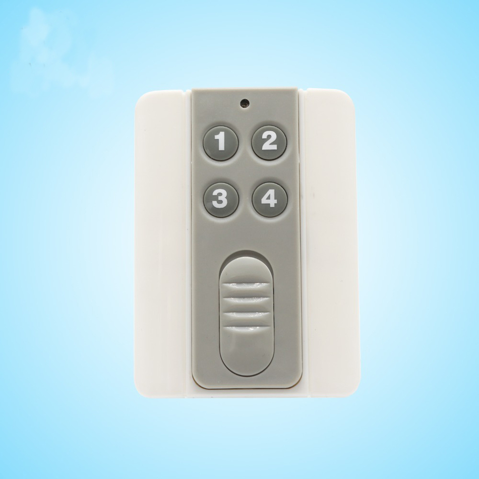 Fan Or Light Wall Remote Control : RF Wireless Remote Control Switches Controller Wall Light Switch Accessaries Socket Smart ...