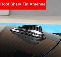 Carbon Fiber Car Roof Shark Fin Antenna Cover Trim For BMW E46 E90 E92 F20 F30 F10 F11 F34 G30 M2 X3 X5 X6 Styling Accessories
