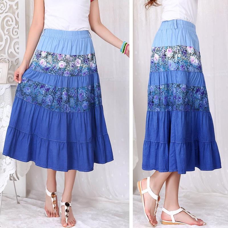 Summer Skirts For Women - Skirts