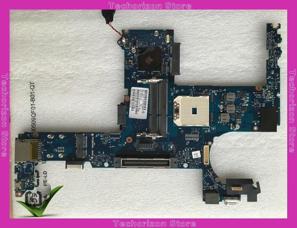 658544-001 pour HP 6465b ordinateur portable carte mère FS1 socket 100% complet testé ok testé travail