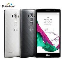 Разблокированный LG G4 H815 H810 EU US 4G LTE 16,0 Мп камера 3g ram 32 Гб rom Android мобильный телефон с шестиядерным процессором