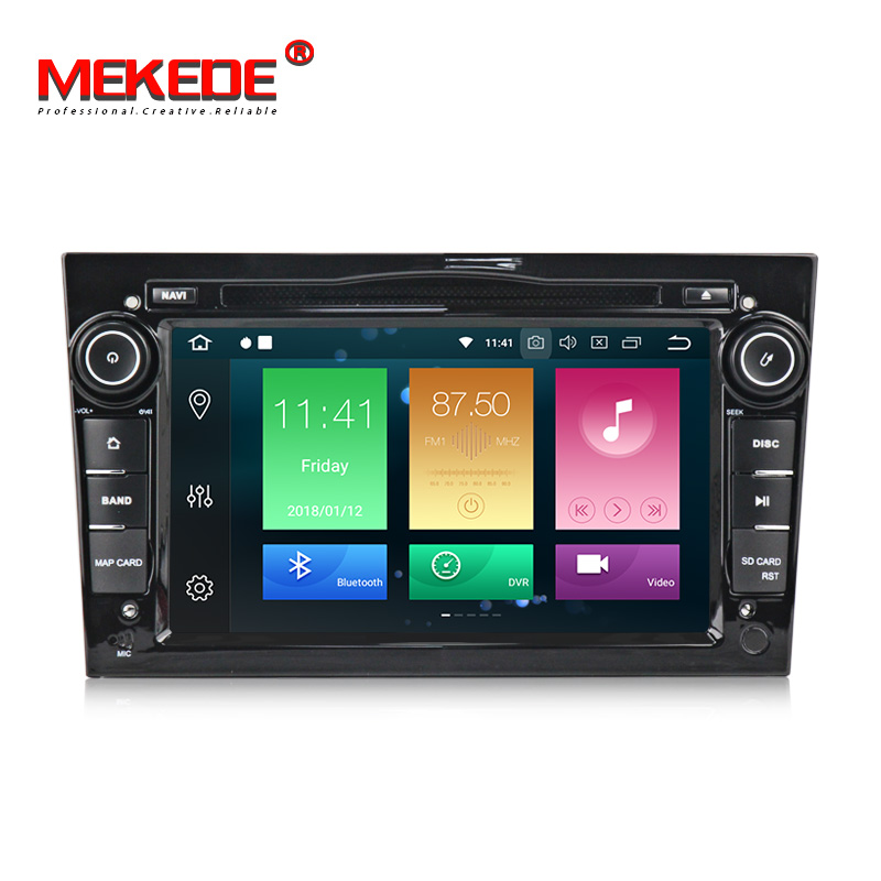 Car multimedia player PX5 Android 8 0 4G RAM Car DVD player For Vauxhall Opel Astra
