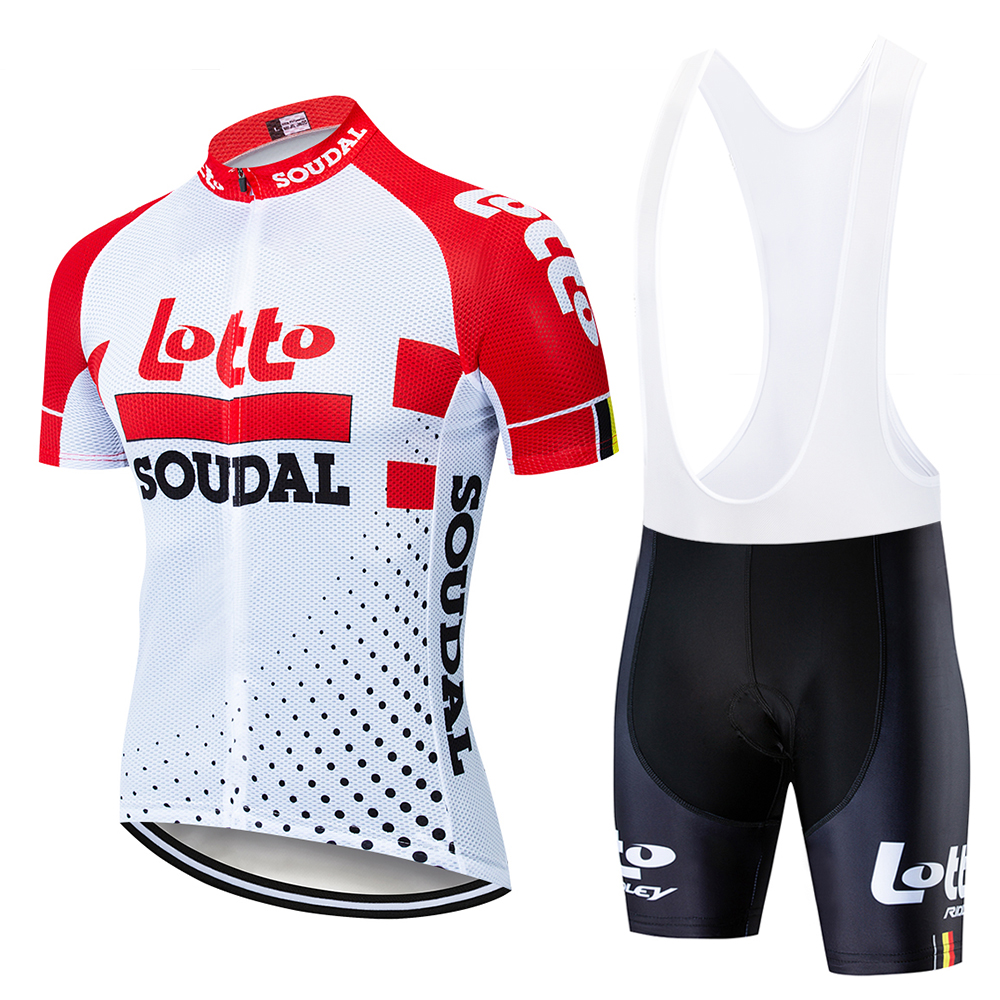 2019 new Pro team lotto soudal red cycling jerseys Bicycle maillot breathable Ropa Ciclismo MTB Short sleeve bike cloth 9D GEL2019 new Pro team lotto soudal red cycling jerseys Bicycle maillot breathable Ropa Ciclismo MTB Short sleeve bike cloth 9D GEL