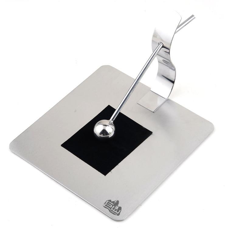 1PC Berkualiti tinggi stainless steel kertas pemegang tuala bola - Organisasi dan penyimpanan di dalam rumah - Foto 1