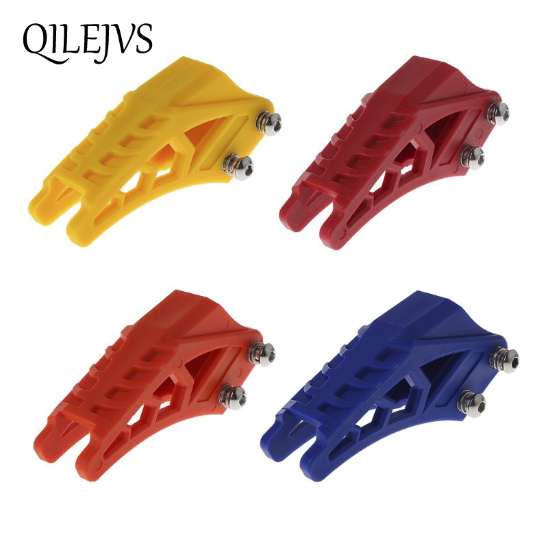 Chain Guide Chain Guard Fit KTM CRF 250 R EXC CRF YZF KXF MX for BSE Bosuer Dirt Bike Pit Bike ABM XMOTOS image