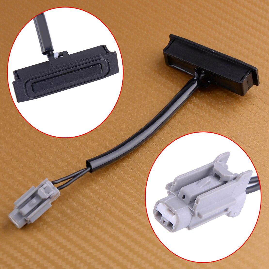 DWCX interrupteur d'ouverture de hayon de couvercle de coffre de voiture 90602-JD00B pour Nissan Qashqai J10 2006-2008 2009 2010 2011 2012 2013 2014