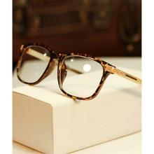 Фотография 2017 hot New High Quality Metal Female Grade Glasses Frame Eyeglasses Vintage Men Women Optical Computer Spectacle Eye Glasses