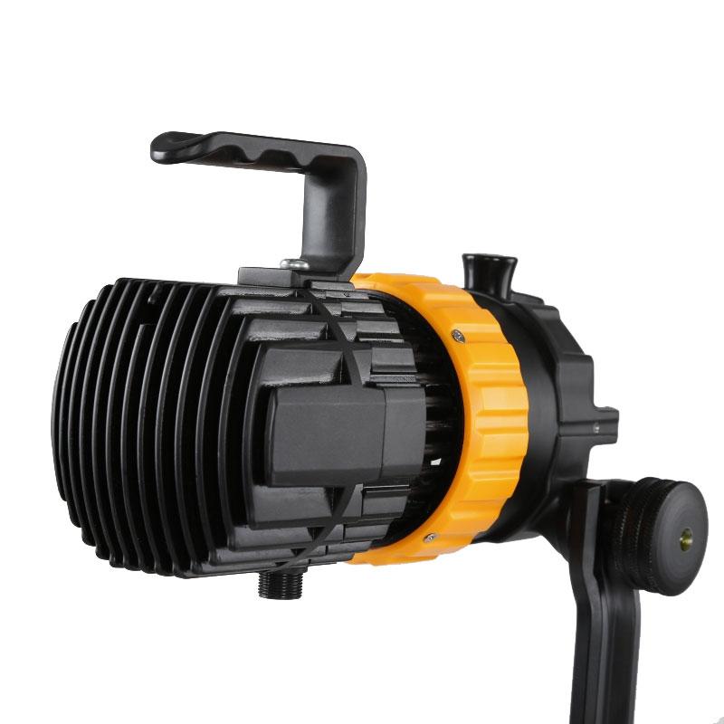 Falcon Eyes Mini Spotlight 50W fotovalgus Reguleeritav fookuse pikkus - Kaamera ja foto - Foto 5