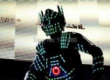 LED Robot suits/ LED Costume /LED Clothing/LED Light suits/ Alexander robot suit