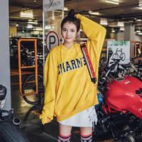 الصيف الكورية النساء الملابس إلكتروني طباعة الشارع الشهير القطن قناع السترة بلوزة Sudadera موهير الملابس عارضة TQ0165W