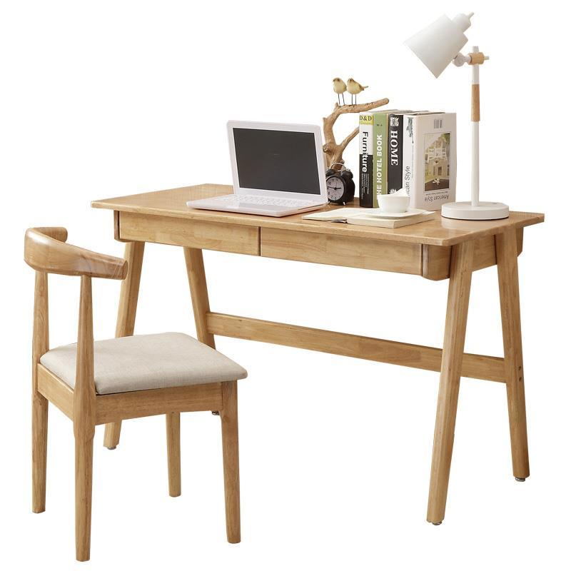 Simple Home Student Computer Table Writing Study Nordic Bedroom Office Desk