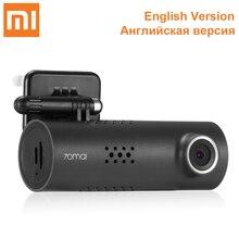 Xiaomi 70mai Wi-Fi Видеорегистраторы для автомобилей 1080 P Full HD Камера мини 130 градусов Беспроводной регистраторы Ночное видение Drving Регистраторы SONY IMX323