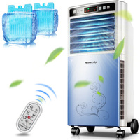 GREE Remote Mute Cooling Fan Mini Portable Air Conditioner Home Cooler Fan 5L Save Energy Timing Reservation Conditioning Fan