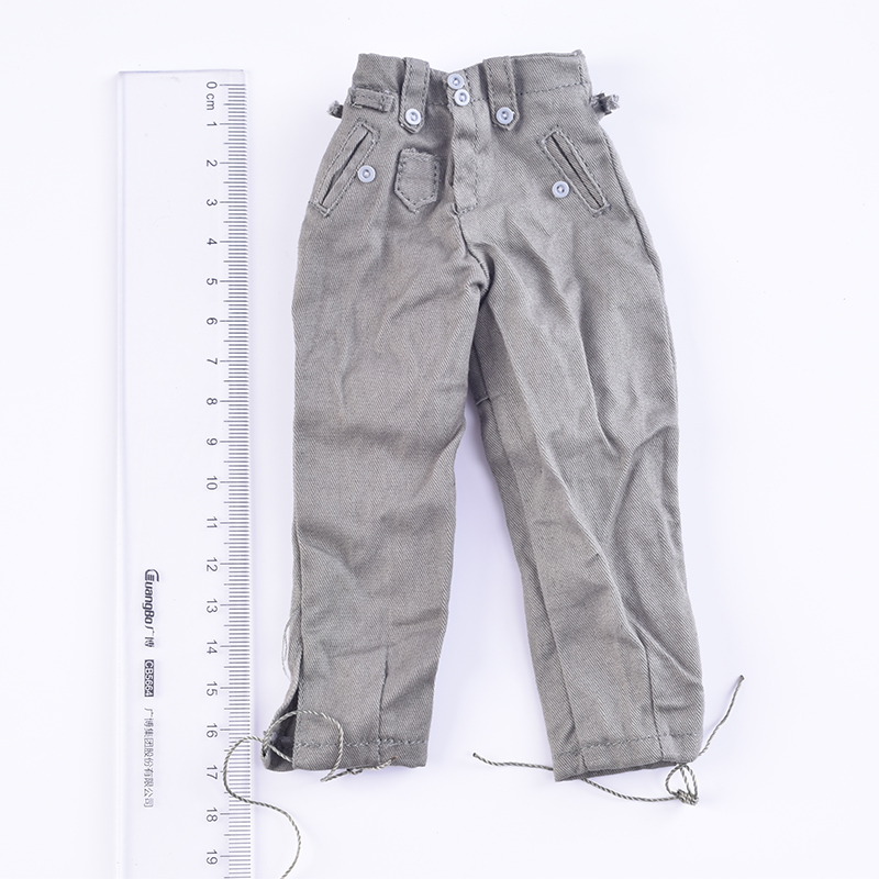 Toys Hobbies 1/6 Scale Soldier Accessories World War II German General Combat Pants Trousers Military Fit 12 Action figure Toys
