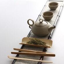 Natürliche bambus 3 stücke Tee werkzeuge satz Umfassen nadel fach vintage handgemachte kung fu tee zubehör