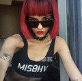 2017 Fashion luxury square sunglasses women brand designer celebrity metal UNISEX mens oversized sunglasses shade UV400 COOL