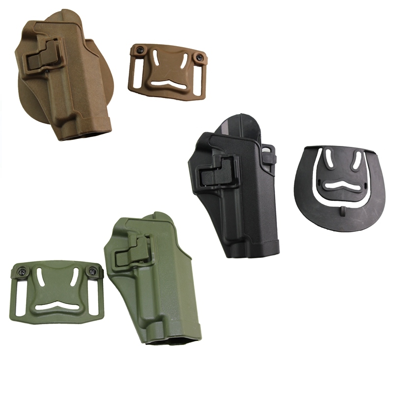 For Sig Sauer P226 P220 P229 Black/Tan/Army Green Tactical Hunting Gun Pistol Holster