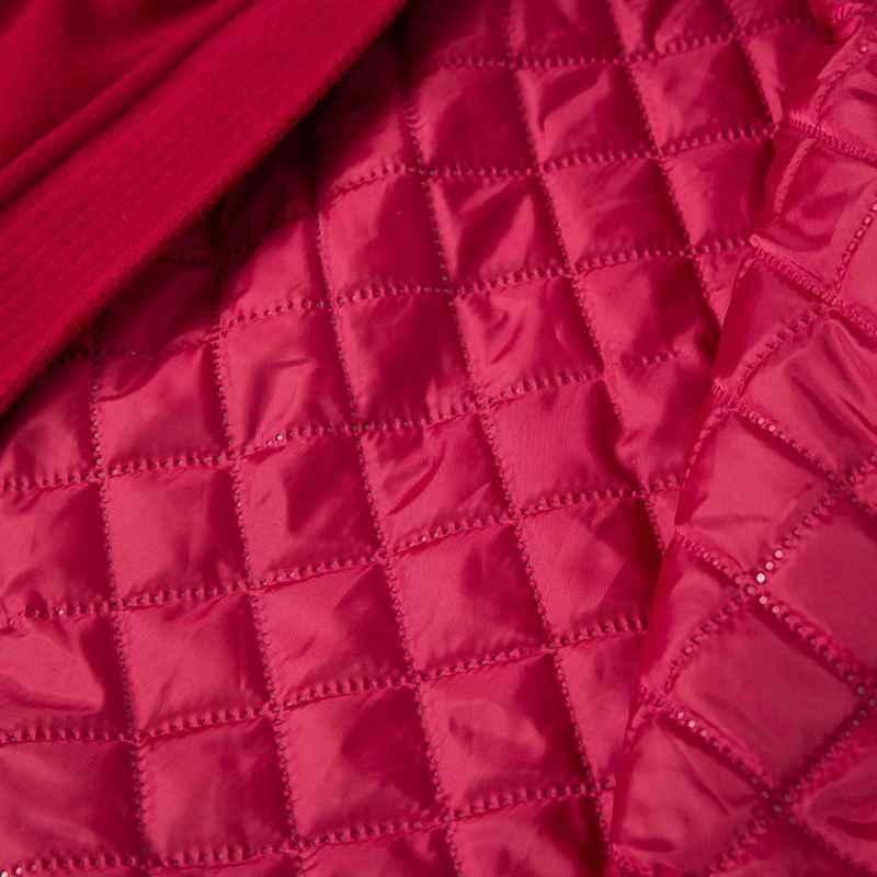 2018 סתיו חורף בנות צמר חם מעיל ילדי דביבון פרווה סלעית מעיל לילדים 4-12 שנה צמר מעיל רוח מעיל