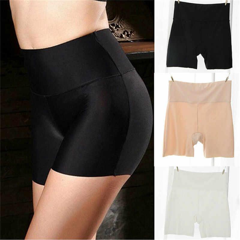 Hirigin новые модные женские нижнее белье плотные трусы женские бесшовные эластичные Простые нижнее белье спандекс Женские однотонные брюки