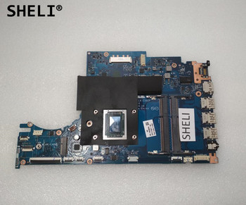 SHELI LA-C502P 813021-501 813021-001 For HP 15Z-AH M6-P113DX M6-P Motherboard with FX-8800P cpu