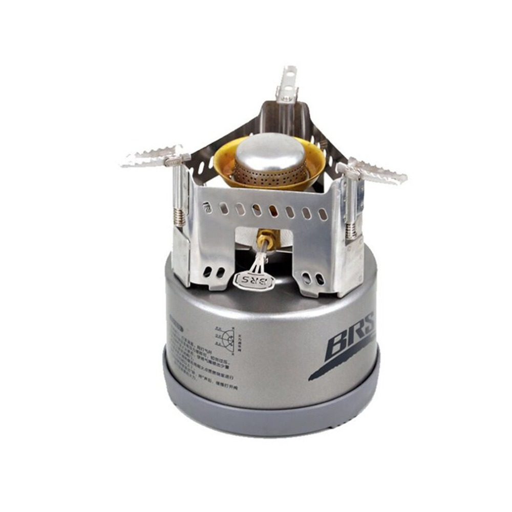Portable Camping Stove Cooking Stove Gasoline Stove Compact Thermal Oil Burners Cookware Outdoor Picnic Furnace