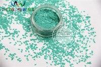 TCH311 2.0 MM Size Solventbestendige Mate Lichtblauw Kleuren Diamant ruitvorm glitter voor nail art en andere deco