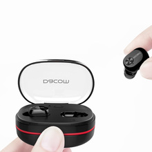 Dacom K6H Mono TWS 4 2 earbuds handsfree earpiece noise canceling headset stereo wireless bluetooth earphone