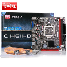 New original authentic computer motherboards for Colorful C.H61HD V20 all-solid H61 motherboard HDMI HTPC ITX 17  17