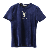 Fashion T Shirt Women 2017 Letters Print O Neck Tshirt Women Tops Solid Thick T Shirts