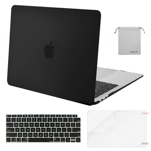 Image 5 - MOSISO Matte Crystal Plastic Hard Case Cover for Macbook Pro 13 15 Retina Model A1502 A1425 A1398 New Air 13 A1932 Laptop Bag
