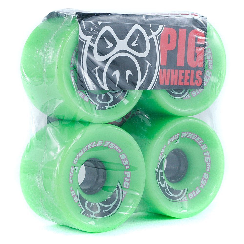 Image 3 - USA PIG Element 4pcs Skateboard Wheels 70mm Professional Cruiser Longboard Wheels 83A 85A Ruedas Patines Aggressive Rodas Skate-in Skate Board from Sports & Entertainment