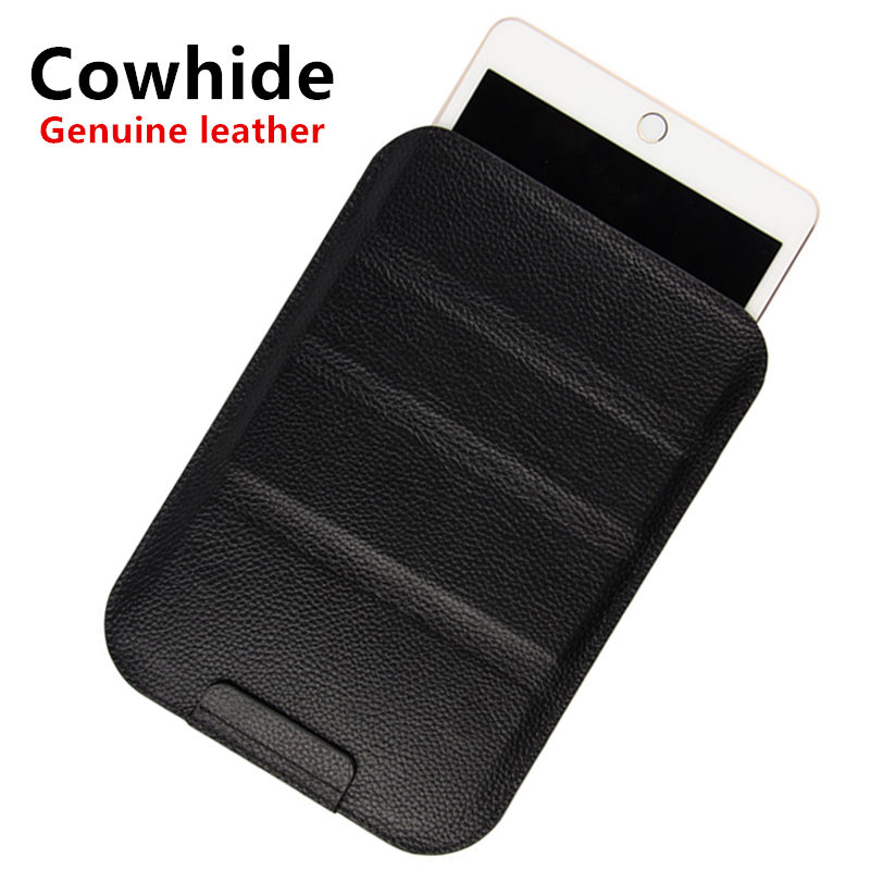 Case Cowhide Sleeve For Lenovo Tab 4 8 Plus 3 8 Protective Protector Tab 2 8 Pro Genuine Leather Tablet PC PU Case Covers 8 inch ultra thin smart flip pu leather cover for lenovo tab 2 a10 30 70f x30f x30m 10 1 tablet case screen protector stylus pen