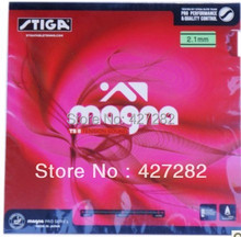 Original Stiga MAGNA TS II ( MAGNA TS 2) soft pimples in table tennis rubber for table tennis rackets racquet sports pingpong