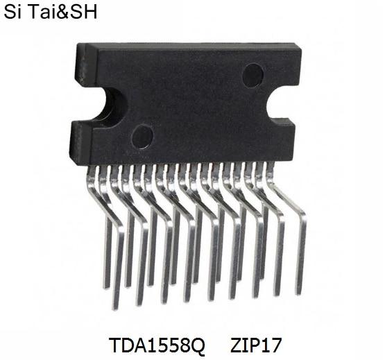 TDA1552Q ZIP-13  BTL Stereo Car Radio Power Amplifier TDA1552Q  NEW